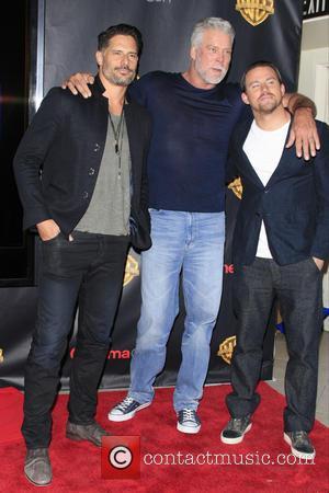 Joe Manganiello, Kevin Nash and Channing Tatum