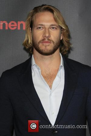 Luke Bracey - Shots of a host of stars as they arrived for the 2015 CinemaCon which was held at...