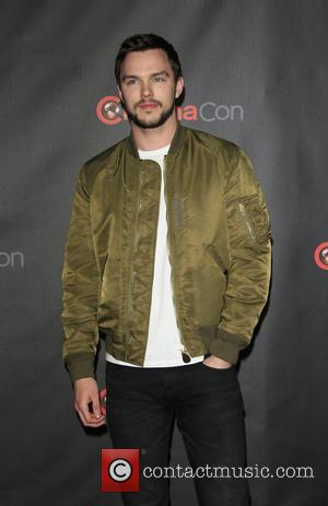 Nicholas Hoult - Shots of a host of stars as they arrived for the 2015 CinemaCon which was held at...
