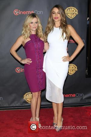 Reese Witherspoon and Sofia Vergara
