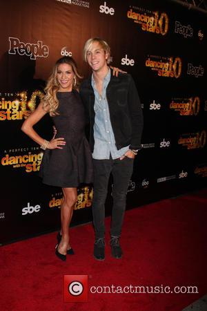 Allison Holker and Riker Lynch - Dancing with the Stars 10 Year Anniversary Party at Greystone Manor - West Hollywood,...