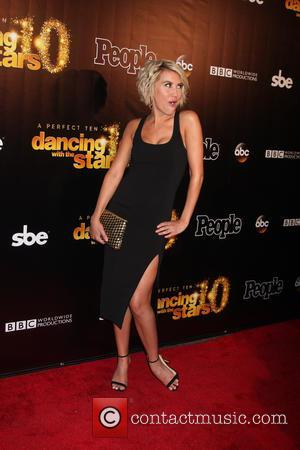 Chelsea Kane - Dancing with the Stars 10 Year Anniversary Party at Greystone Manor - West Hollywood, California, United States...