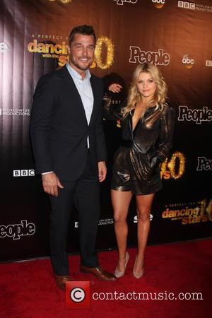 Chris Soules and Witney Carson