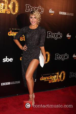 Emma Slater - Dancing with the Stars 10 Year Anniversary Party at Greystone Manor - West Hollywood, California, United States...