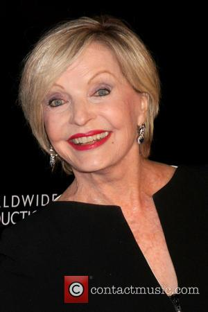 Florence Henderson - Dancing with the Stars 10 Year Anniversary Party at Greystone Manor - West Hollywood, California, United States...
