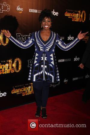 Gladys Knight - Dancing with the Stars 10 Year Anniversary Party at Greystone Manor - West Hollywood, California, United States...