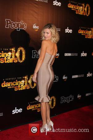 Joanna Krupa - Dancing with the Stars 10 Year Anniversary Party at Greystone Manor - West Hollywood, California, United States...