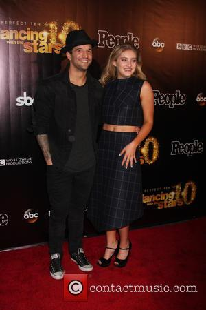 Mark Ballas and Willow Shields - Dancing with the Stars 10 Year Anniversary Party at Greystone Manor - West Hollywood,...