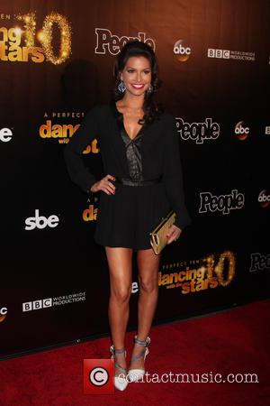Melissa Rycroft - Dancing with the Stars 10 Year Anniversary Party at Greystone Manor - West Hollywood, California, United States...