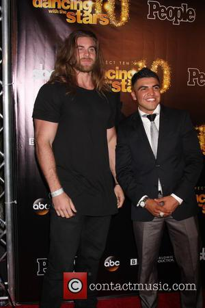Victor Ortiz - Dancing with the Stars 10 Year Anniversary Party at Greystone Manor - West Hollywood, California, United States...