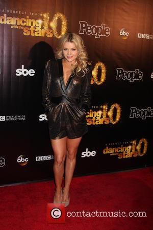Witney Carson - Dancing with the Stars 10 Year Anniversary Party at Greystone Manor - West Hollywood, California, United States...
