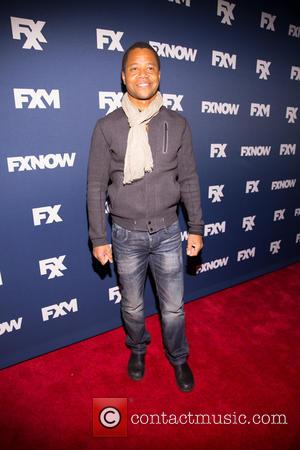 Cuba Gooding Jr. - A host of stars were photographed as they arrived for the 2015 FX Bowling Party which...