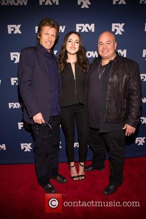 Dennis Leary, Liz Gilles and Robert Kelly