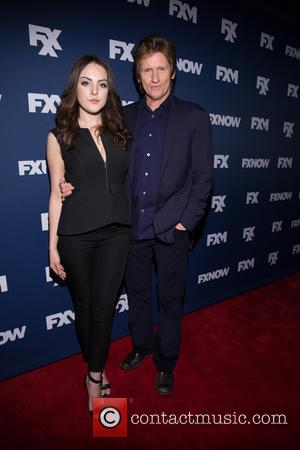 Liz Gilles and Dennis Leary