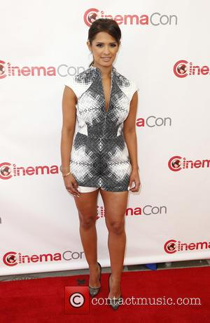 Rocsi Diaz - A host of stars were photographed at the 20th Century Fox Arrival During 2015 CinemaCon which was...