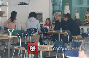 Justin Bieber, Kendall Jenner, Hailey Baldwin and Jazmyn Bieber