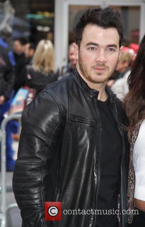 Kevin Jonas and Danielle Jonas