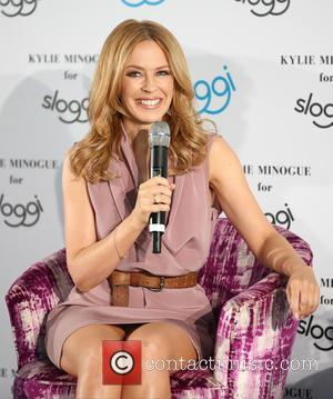 Kylie Minogue and Kylie Minouge