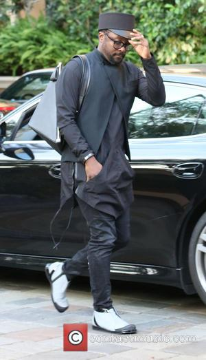 American rapper, actor and producer will.i.am was snapped as he arrived at the Four Seasons Hotel in Beverly Hills. The...