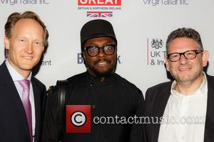 Chris O'connor, Will.i.am and Lucian Graines