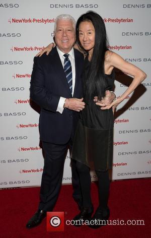 Dennis Basso and Vera Wang