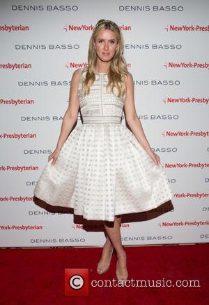 Nicky Hilton and Dennis Basso - 2015 Lying-In Luncheon at Cipriani 42nd Street at Cipriani 42nd St - New York,...