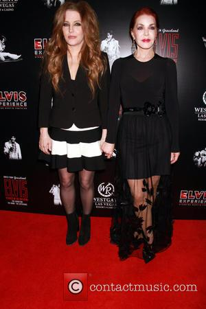 Lisa Marie Presley and Prisilla Presley
