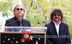 Joe Walsh and Jeff Lynne