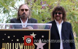 Tom Petty and Jeff Lynne