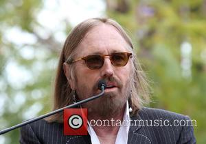 Tom Petty - Rock Artist Jeff Lynne Honored With Star On The Hollywood Walk Of Fame at The Hollywood Walk...