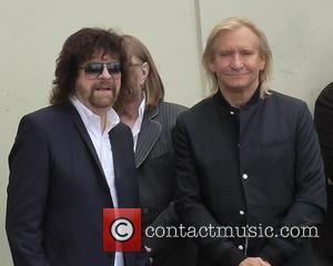 Jeff Lynne and Joe Walsh