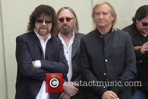 Jeff Lynne, Tom Petty and Joe Walsh