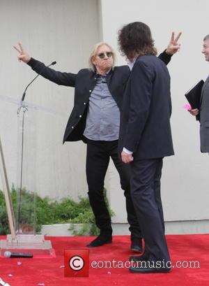 Joe Walsh and Jeff Lynne