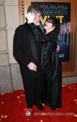 Roger Rees and Chita Rivera