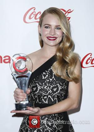 Britt Robertson - A host of stars were snapped as they attended the 2015 CinemaCon Big Screen Achievement Awards which...