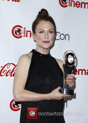 Julianne Moore - A host of stars were snapped as they attended the 2015 CinemaCon Big Screen Achievement Awards which...