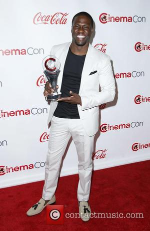 Kevin Hart - A host of stars were snapped as they attended the 2015 CinemaCon Big Screen Achievement Awards which...