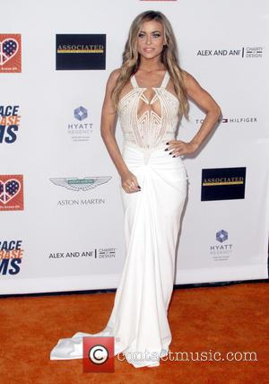 Carmen Electra - 22nd annual Race To Erase MS at Hyatt Regency Century Plaza at the Hyatt Regency Century Plaza...