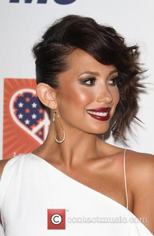 Cheryl Burke - 22nd annual Race To Erase MS at Hyatt Regency Century Plaza at the Hyatt Regency Century Plaza...