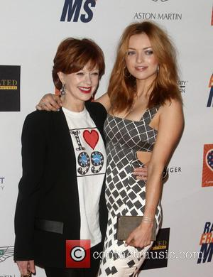 Frances Fisher and Francesca Eastwood - 22nd annual Race To Erase MS at Hyatt Regency Century Plaza at the Hyatt...