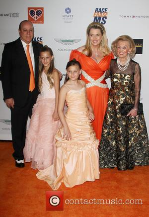 Ken Rickel, Nancy Davis and Barbara Davis