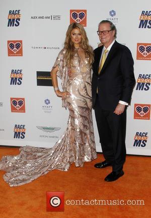 Paris Hilton and Rick Hilton