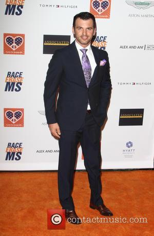 Tony Dovolani - 22nd annual Race To Erase MS at Hyatt Regency Century Plaza at the Hyatt Regency Century Plaza...