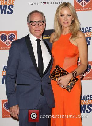 Tommy Hilfiger and Dee Ocleppo - Celebrities attend 22nd annual Race To Erase MS at Hyatt Regency Century Plaza. at...