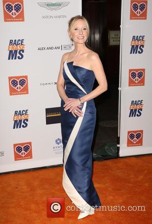 Anne Heche - Celebrities attend 22nd annual Race To Erase MS at Hyatt Regency Century Plaza. at Hyatt Regency Century...