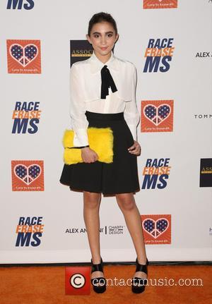 Rowan Blanchard - Celebrities attend 22nd annual Race To Erase MS at Hyatt Regency Century Plaza. at Hyatt Regency Century...