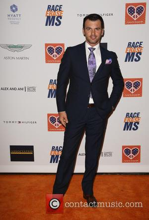 Tony Dovolani - Celebrities attend 22nd annual Race To Erase MS at Hyatt Regency Century Plaza. at Hyatt Regency Century...