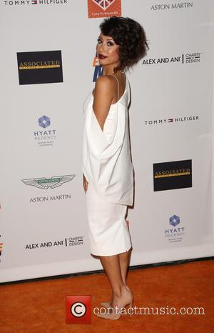 Cheryl Burke - Celebrities attend 22nd annual Race To Erase MS at Hyatt Regency Century Plaza. at Hyatt Regency Century...