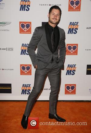 Val Chmerkovskiy - Celebrities attend 22nd annual Race To Erase MS at Hyatt Regency Century Plaza. at Hyatt Regency Century...