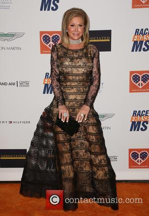 Kathy Hilton - Celebrities attend 22nd annual Race To Erase MS at Hyatt Regency Century Plaza. at Hyatt Regency Century...
